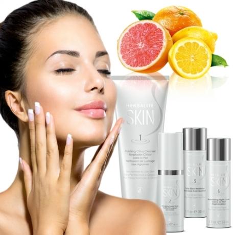 Herbalife - Bộ mỹ phẩm Herbalife Skin tươi trẻ làn da