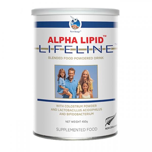 Sữa Non Alpha Lipid Life Line Từ New Zealand