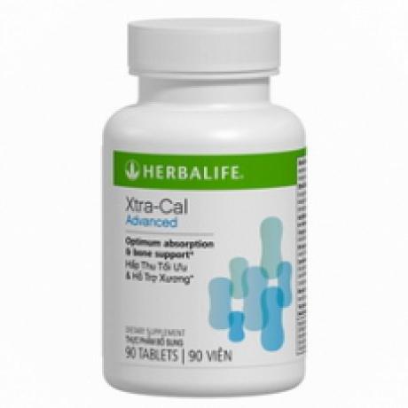 Herbalife - Giúp  xương chắc khỏe và hỗ trợ tăng trưởng chiều cao (Xtra-Cal Advanced)