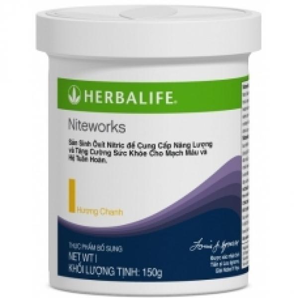 Herbalife - Sức khỏe cho trái tim, duy trì huyết áp ổn định (Niteworks)