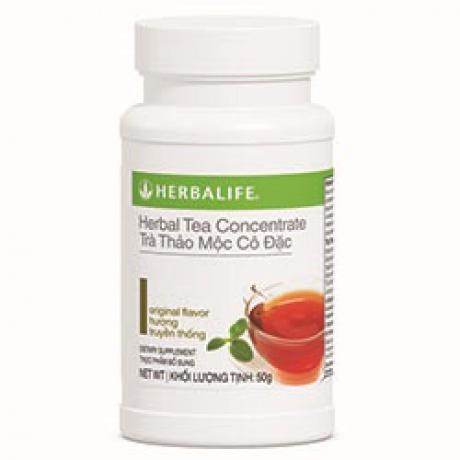 Herbalife - Eo thon, dáng chuẩn với trà thảo mộc cô đặc (Tea)